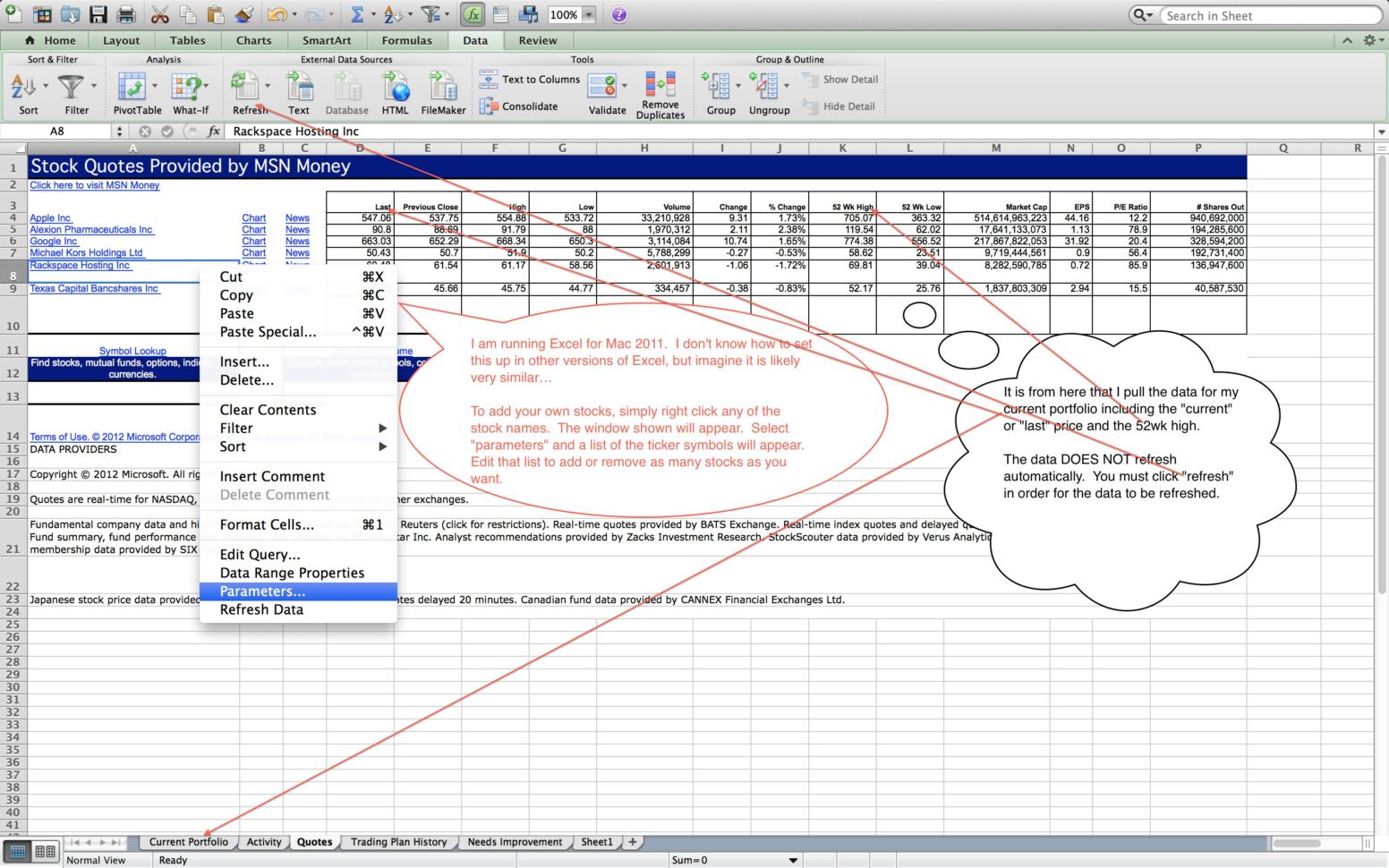 Spreadsheet Journal Intended For Stock Portfolio Sample Excel Fresh Stock Trading Excel Spreadsheet