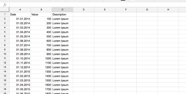 Spreadsheet Js Pertaining To Using Spreadsheets As A Cms For Data Visualizations