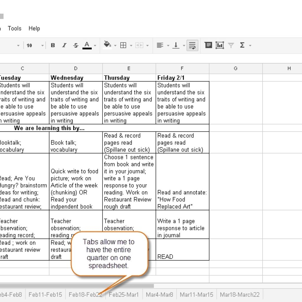 Spreadsheet Lesson Plans For Middle School Inside Portable Teacher March 2013 With Regard To Spreadsheet Lesson Plans