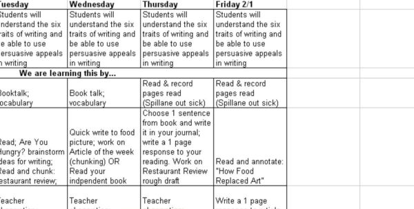 Spreadsheet Lesson Plans Inside Portable Teacher March 2013 With Regard To Spreadsheet Lesson Plans