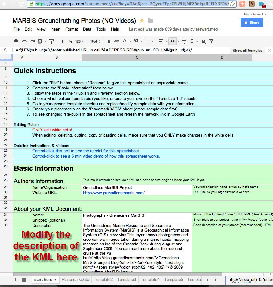 Spreadsheet Mapper Regarding Adding Photos To A Spreadsheet Mapper 2 Doc  Geospatial.pos…  Flickr