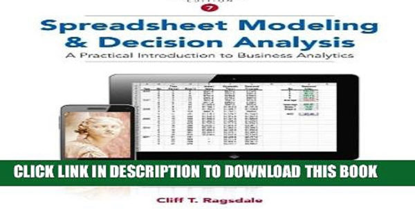 Spreadsheet Modeling And Decision Analysis 8Th Edition Solutions For Spreadsheet Modeling And Decision Analysis How To Make A Spreadsheet Spreadsheet Modeling And Decision Analysis 8Th Edition Solutions Printable Spreadsheet