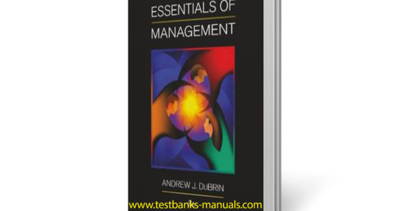 Spreadsheet Modeling And Decision Analysis 8Th Edition Solutions Intended For Solution Manual For Essentials Of Management 9Th Editionandrew J