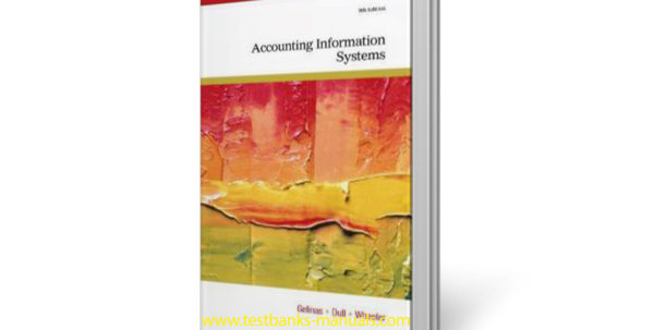 Spreadsheet Modeling And Decision Analysis 8Th Edition Solutions Throughout Solution Manual For Accounting Information Systems 9Th Edition