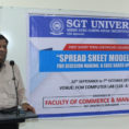 Spreadsheet Modeling Course Throughout Certificate Course On Spreadsheet Modeling For Students – Commerce