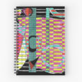 "Spreadsheet Notebook With Spreadsheet Tango"" Spiral Notebookssummerart  Redbubble"