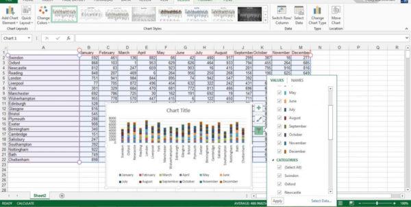 Spreadsheet Programs With Regard To Spreadsheet Software: Top Five On The Market  Techradar Spreadsheet Programs Google Spreadsheet