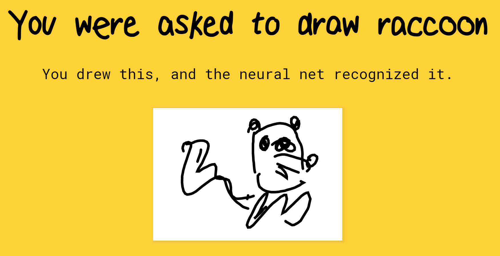 Spreadsheet Quick Draw In Quick, Draw With Google  Page 4  Neogaf