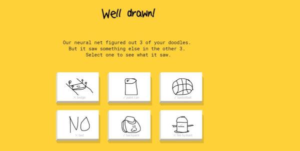 Spreadsheet Quick Draw Throughout Google Quick Draw!  Arts  Imgur Community