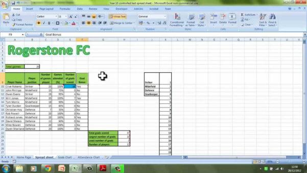 Spreadsheet Quiz Regarding Ict Spreadsheet Quiz – Spreadsheet Collections
