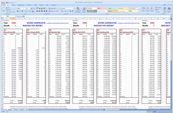 Spreadsheet Report Generator Throughout Automatic Report Generation Using Excel And Your Scada System
