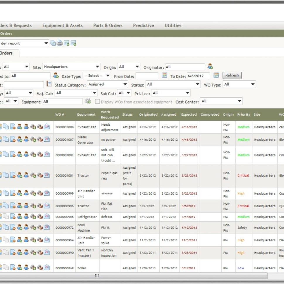 Spreadsheet Risk Management Inside Spreadsheet Management Software Inventory Spreadsheet Excel