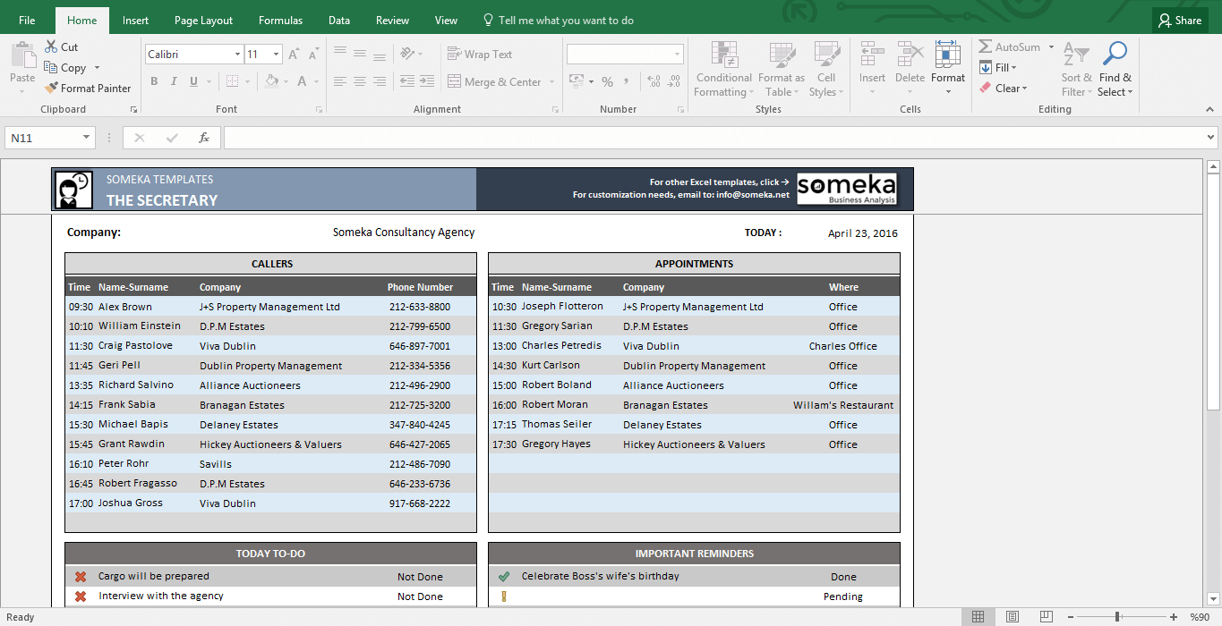 Spreadsheet Samples Free Inside Assistant Checklist  Printable Spreadsheet  Free Download