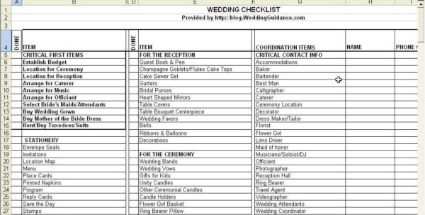 Spreadsheet Server Cost Throughout Wedding Cost Spreadsheet Template Together With Wedding Plan