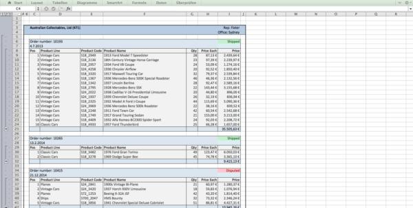 Spreadsheet Server Training With Regard To Reportserver