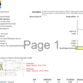 Spreadsheet Services Within Est Spreadsheet  Kasco Construction Services