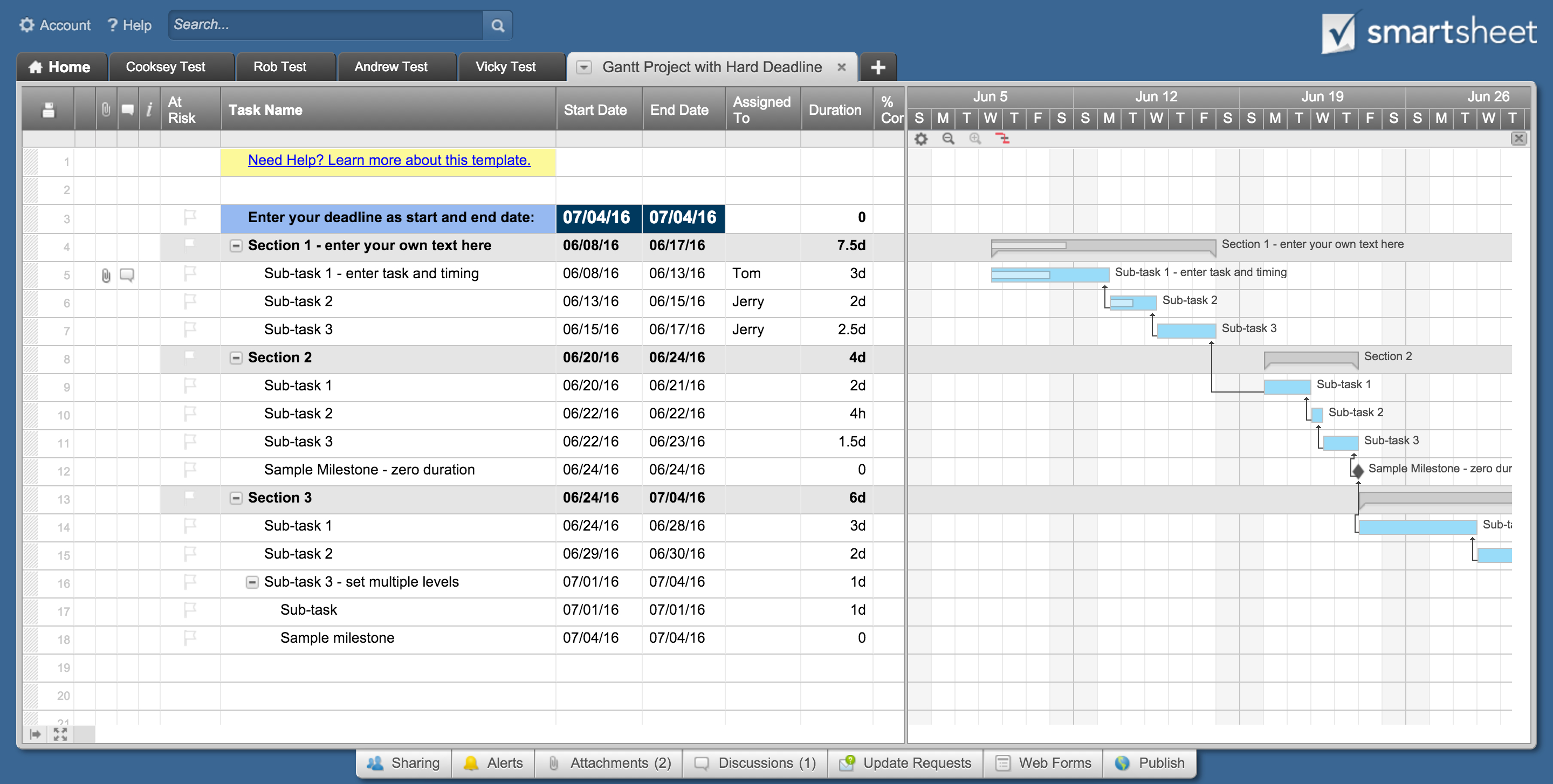 Spreadsheet Smartsheet Throughout From Visicalc To Google Sheets: The 12 Best Spreadsheet Apps