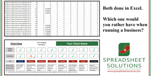 Spreadsheet Solutions Excel For Document Analysis  Spreadsheet Solutions