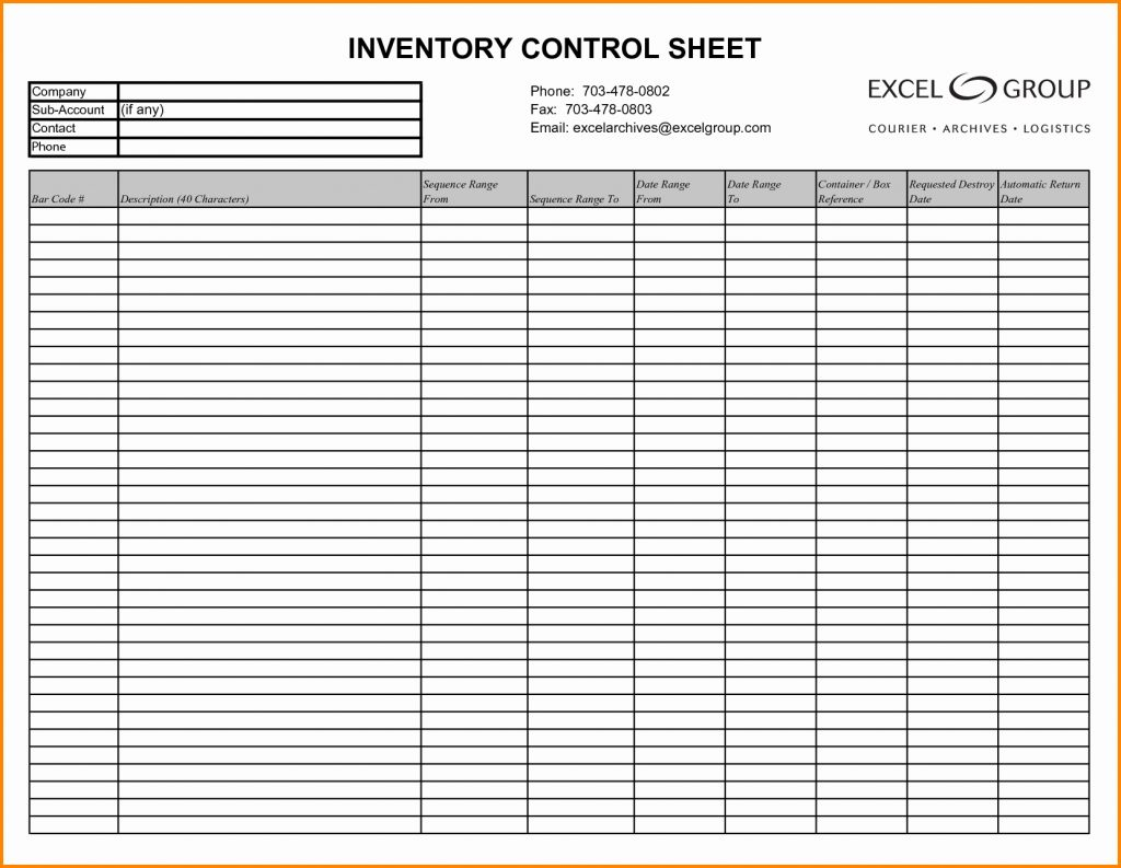 Spreadsheet Solutions Excel Regarding Blank Inventory Sheet Template Spreadsheet Awesome Collection