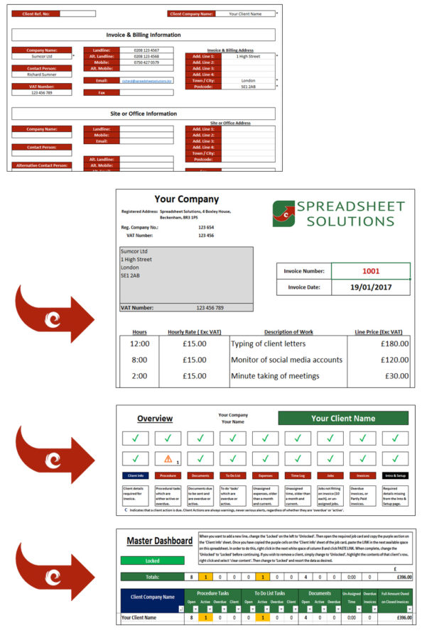 Spreadsheet Solutions Inside Types Of Solutions  Spreadsheet Solutions