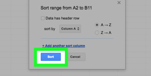 Spreadsheet Sort With Regard To How To Sortmultiple Columns In Google Spreadsheets: 7 Steps Spreadsheet Sort Printable Spreadsheet