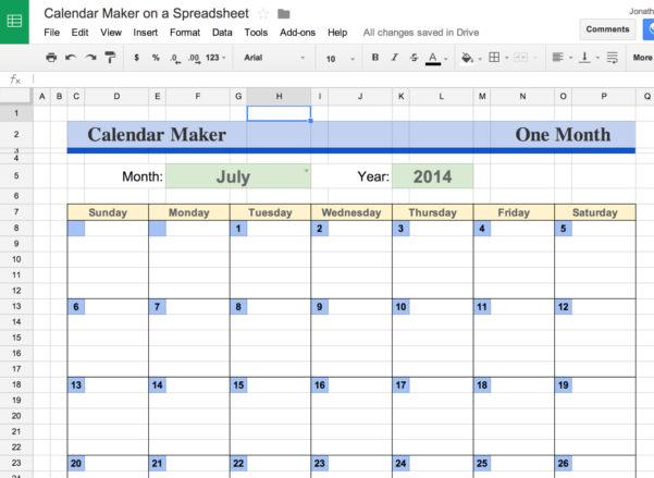 Spreadsheet Templates Google Docs With Regard To Create A Spreadsheet In Google Docs  Aljererlotgd