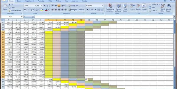 Spreadsheet Test With Regard To Spreadsheet Test New Spreadsheet Software How To Make A Spreadsheet