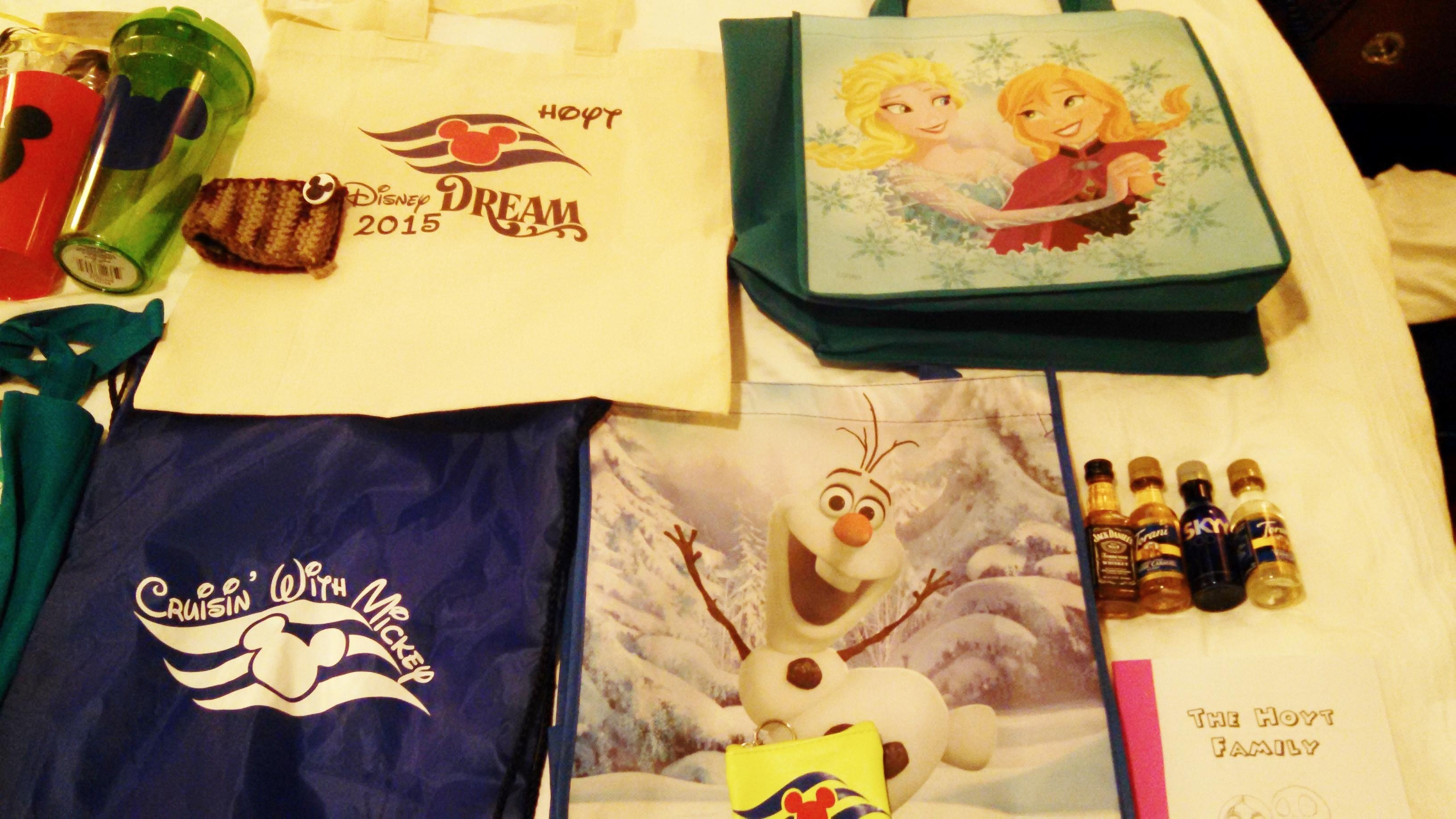 Spreadsheet Themed Gifts For Disney Cruise Fish Extender Exchange Fe