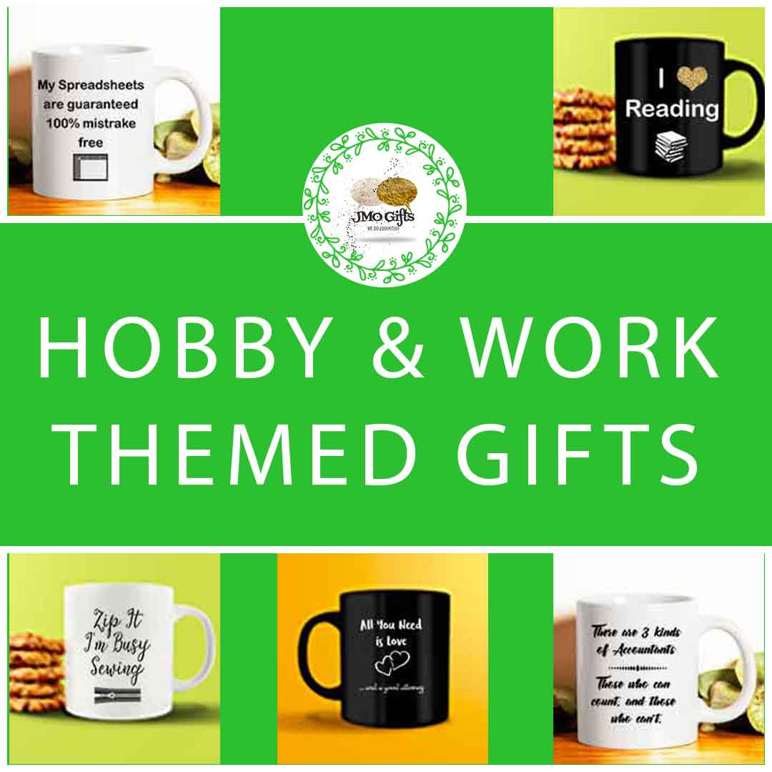 Spreadsheet Themed Gifts Regarding Hobby  Work Themed Gifts  Jmo Gifts