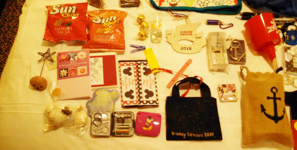 Spreadsheet Themed Gifts Within Disney Cruise Fish Extender Exchange Fe