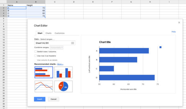 Spreadsheet Tips Within How To Create Google Spreadsheet And Google Spreadsheet Create Table