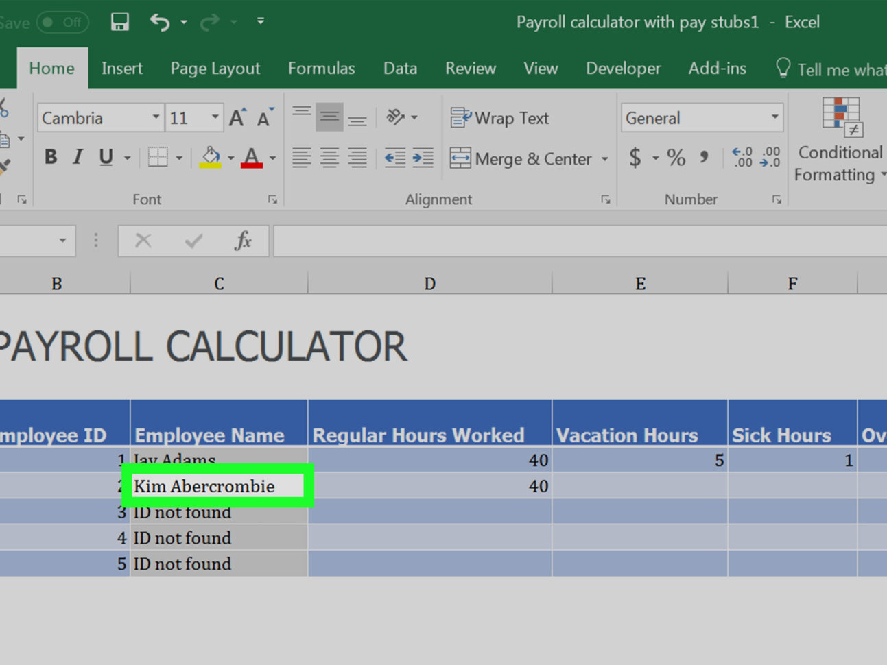 Spreadsheet To Calculate Hours Worked Regarding How To Calculate Hours Worked In Excel. Excel Formula To Calculate