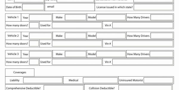 Spreadsheet To Compare Insurance Quotes Intended For Car Comparisonsheet Sheet Used Excel Template Price  Askoverflow