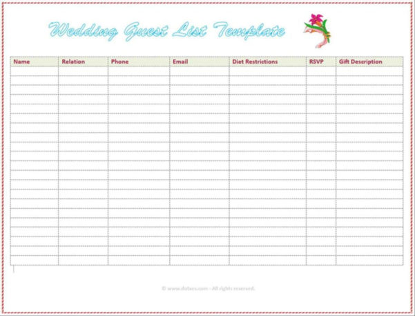 Spreadsheet To Do List Intended For Wedding Rsvp Tracker Spreadsheet To Do List Coles Thecolossus Co