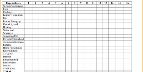 Spreadsheet To Track Monthly Expenses For Spreadsheet For Monthly Expenses Sample Excel Sheet Template Spreadsheet To Track Monthly Expenses Spreadsheet Download