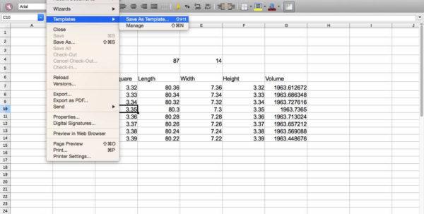Spreadsheet Tutorial In Spreadsheet Problem Solving Template Tutorial  Robert Metcalfe Blog