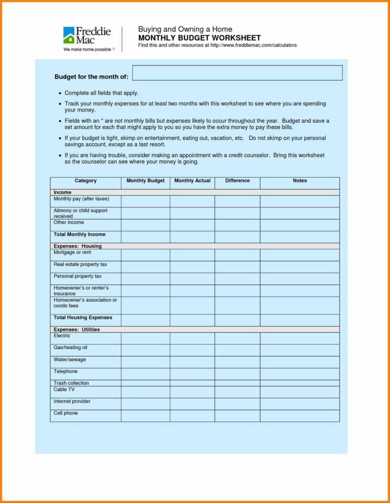 Spreadsheet Worksheet Within Household Budget Sheet Template And Bud Spreadsheet Worksheet