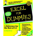 Spreadsheets For Dummies Book Intended For Excel For Dummiesgreg Harvey  Computing Books At The Works