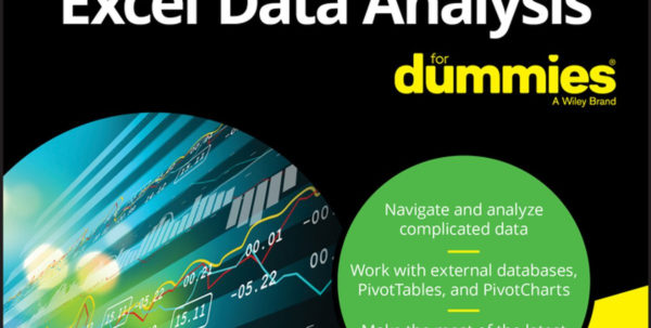 Spreadsheets For Dummies Book Pertaining To Excel Data Analysis For Dummies Ebookpaul Mcfedries