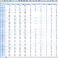 Spss Spreadsheet Within Introduction To Regression With Spss Lesson 1: Introduction To
