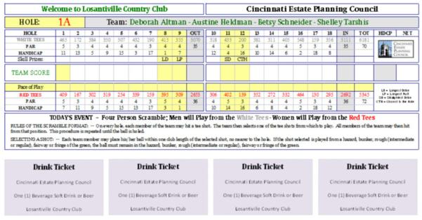 Stableford Golf Scoring Spreadsheet For Features And Screenshots  Tournament Expert