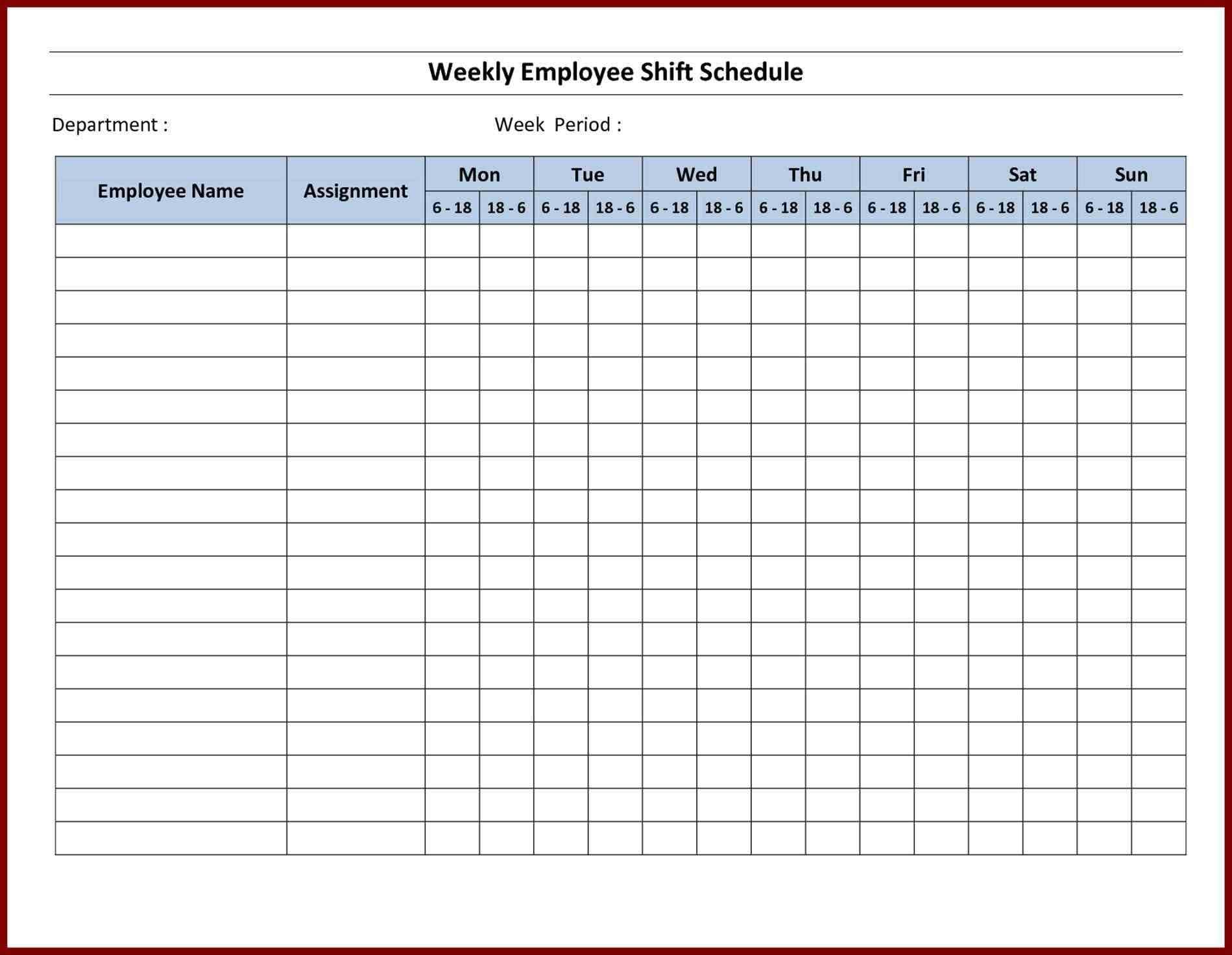 staff rota spreadsheet  u2013 db