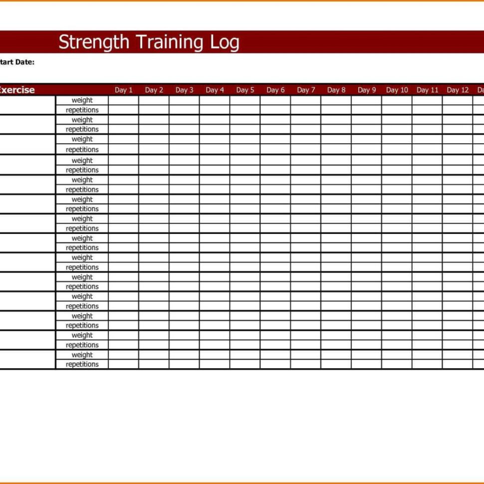 Staff Training Spreadsheet For Staff Training Spreadsheet And Free Employee Attendance Tracker