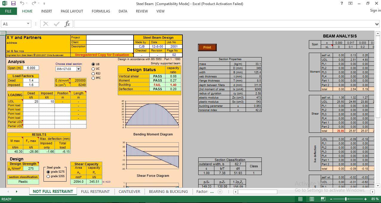 Steel Beam Design Spreadsheet Free Within Jpg Steel Beam Design Spreadsheet Free Download  Askoverflow