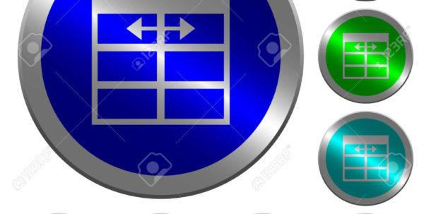 Steel Column Design Spreadsheet Regarding Spreadsheet Adjust Table Column Width Icons On Round Luminous