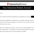 Steven Dux Spreadsheets Pertaining To Interactive Brokers Account Approved! – Arc Trades