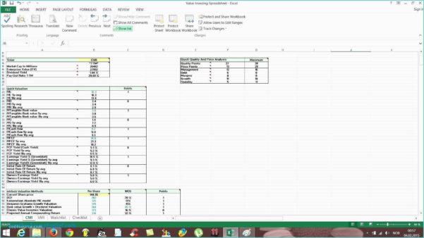Stock Analysis Spreadsheet Excel Template In Valuation Spreadsheet. Stocktake Spreadsheet Example Stock Analysis