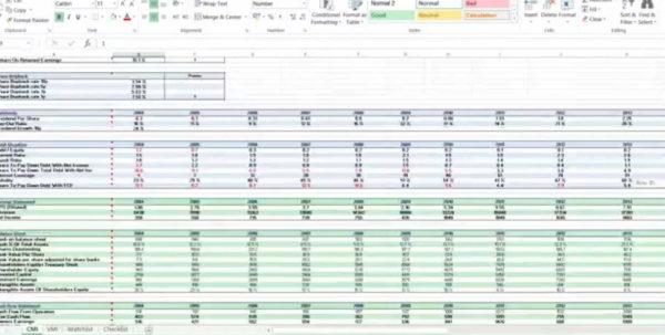 Stock Analysis Spreadsheet Excel Template Within Stock Report Template Excel  Invoice Templates
