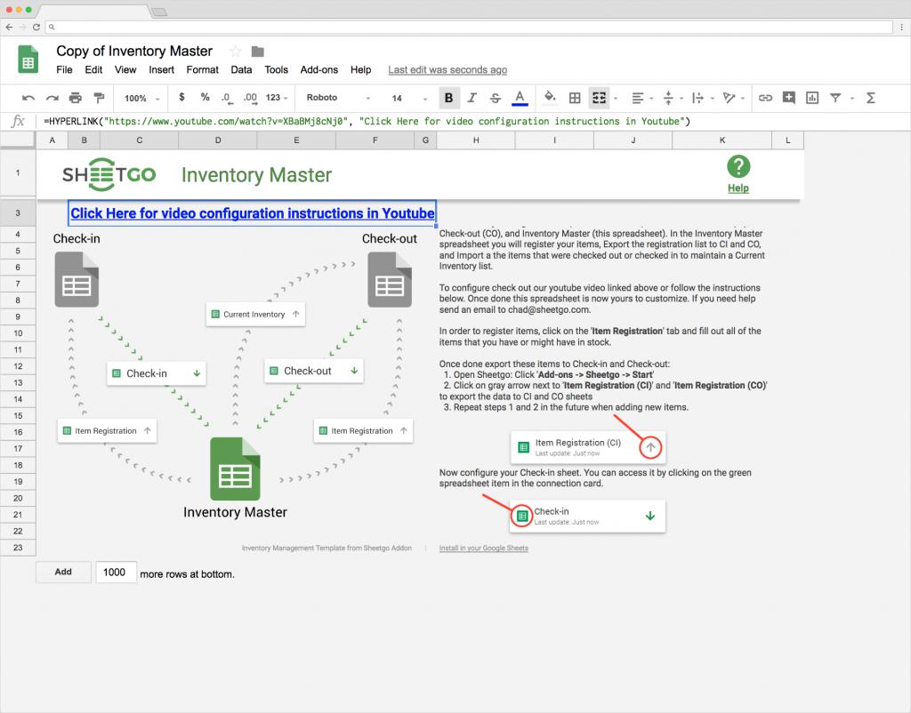 Stock Check Spreadsheet Inside Top 5 Free Google Sheets Inventory Templates · Blog Sheetgo