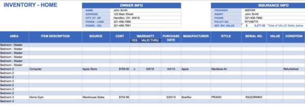 Stock Control Spreadsheet Intended For Excel Spreadsheet For Inventory Control And Free Excel Templates For